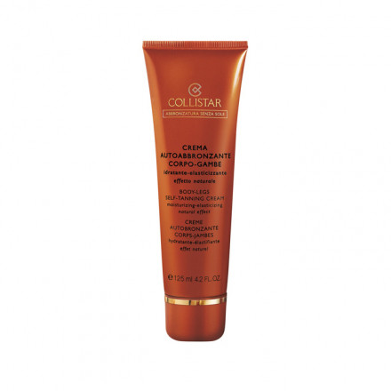 Collistar Body-Legs Self-Tanning Cream 125 ml