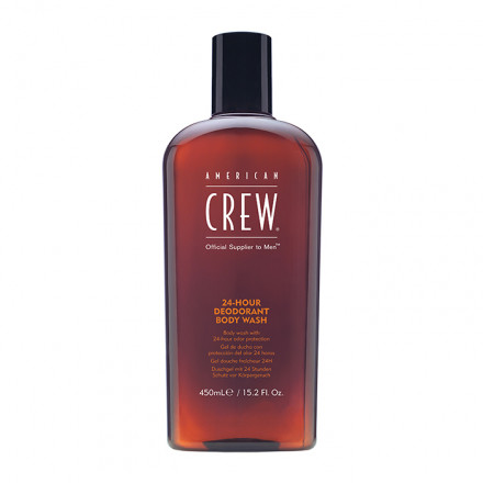 American Crew 24-Hour Deodorant Body Wash 450 ml