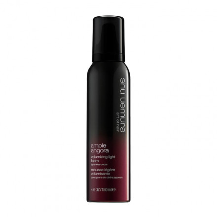 Shu Uemura Ample Angora Volumizing Light Foam 150 ml