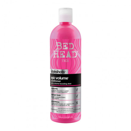 Tigi Bed Head Epic Volume Conditioner 750 ml