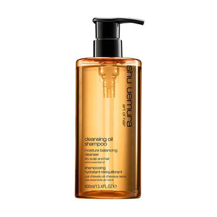 Shu Uemura Cleansing Oil For Dry Scalp and Hair Shampoo 400 ml