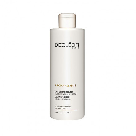 Decleor Paris Aroma Cleanse Cleansing Milk All Skin Types 400 ml
