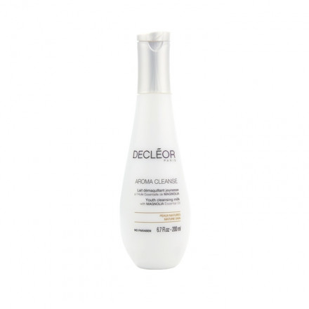 Decleor Paris Aroma Cleanse Youth Cleansing Milk Mature Skin 200 ml