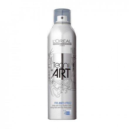 L'Oreal Tecni Art Fix Anti-Frizz 4 250 ml