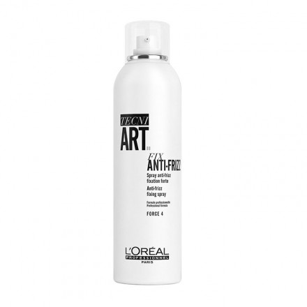 L'Oreal Tecni Art Fix Anti-Frizz Spray 4 250 ml