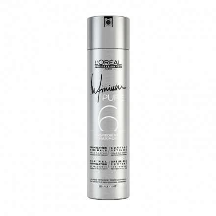 L'Oreal Infinium Pure 6 Soft Hold 300 ml