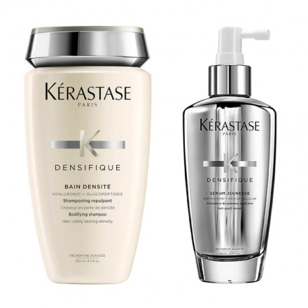 Kerastase Set Densifique Serum Jeunesse + Bain Densite