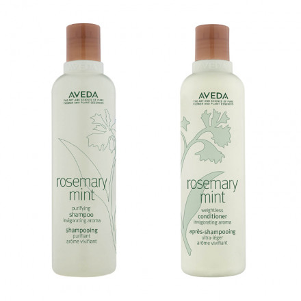Aveda Set Rosemary Mint Shampoo + Conditioner