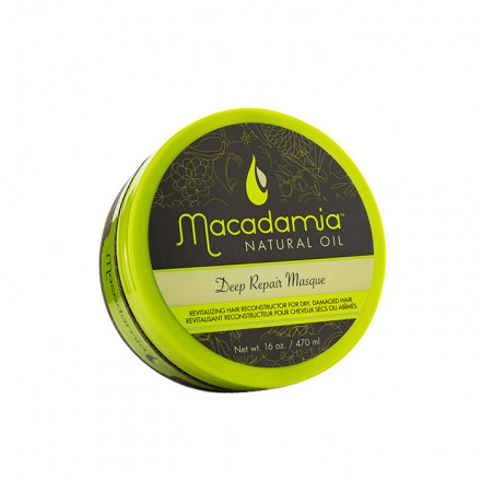 Macadamia Natural Oil Deep Repair Masque 470 ml