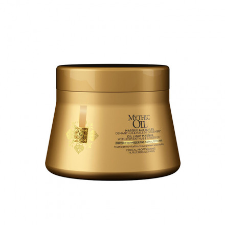 L'Oreal Mythic Oil Masque Feine/Normale Haare 200 ml