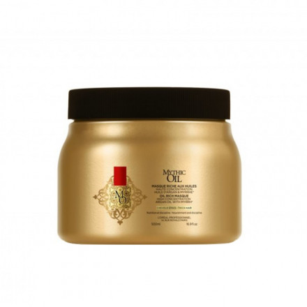 L'Oreal Mythic Oil Masque Dicke Haare 500 ml