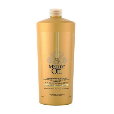 L'Oreal Mythic Oil Shampoo Feine/Normale Haare 1000 ml