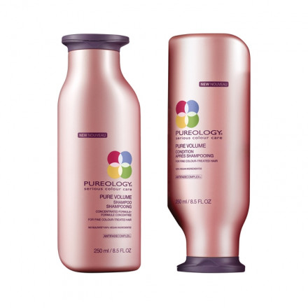 Pureology Pure Volume Kit Shampoo + Conditioner