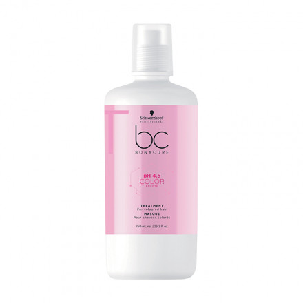 Schwarzkopf Professional BC pH 4.5 Color Freeze Treatment 750 ml