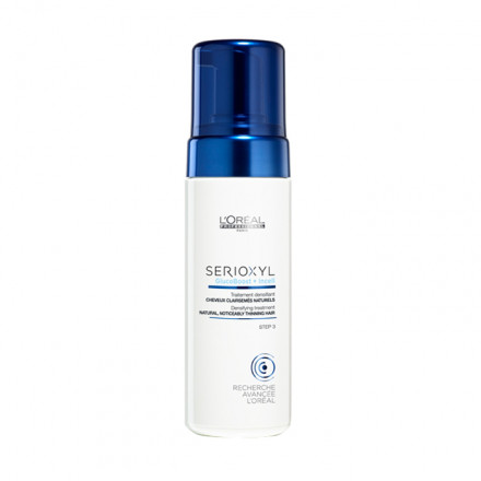 L'Oreal Serioxyl Densifying Treatment Natural Noticeably Thinning Hair 125 ml