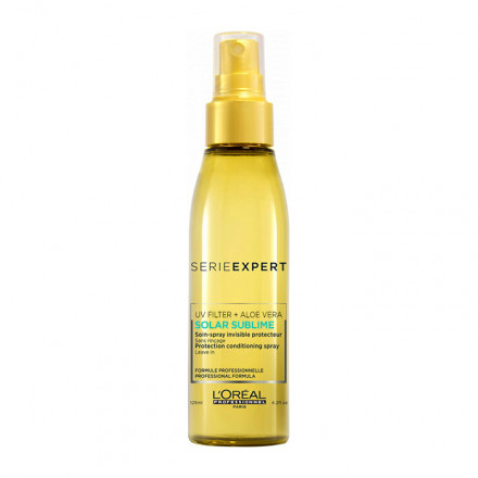 L'Oreal Serie Expert Solar Sublime UV Filter + Aloe Vera Protection Conditioning Spray 125 ml