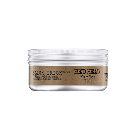 Tigi Bed Head For Men Slick Trick Firm Hold Pomade 75 g