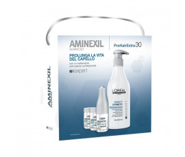 L'Oreal Density Advanced Shampoo 500 ml + Aminexil Advanced 40 x 6 ml