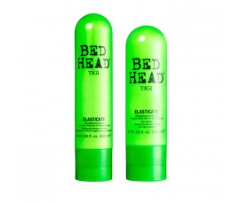Tigi Kit Bed Head Elasticate Shampoo + Conditioner