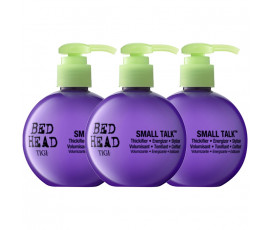 Tigi Set Bed Head Small Talk 240 ml X 3