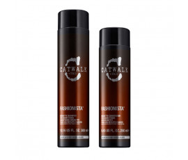 Tigi Kit Catwalk Fashionista Brunette Shampoo + Conditioner
