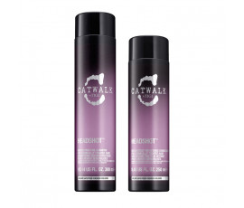 Tigi Kit Catwalk Headshot Shampoo + Conditioner