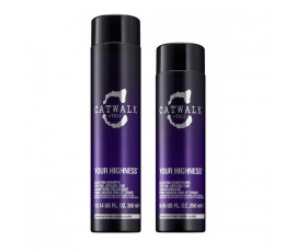 Tigi Kit Catwalk Your Highness Shampoo + Conditioner