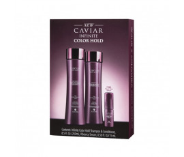 Alterna Caviar Infinite Color Hold Duo and Serum Travel Size