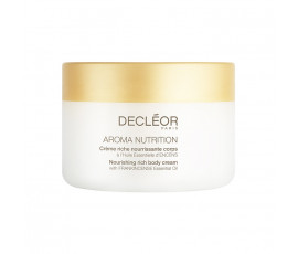 Decleor Paris Aroma Nutrition Nourishing Rich Body Cream 200 ml
