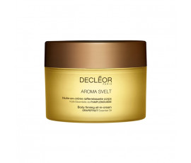 Decleor Paris Aroma Svelt Body Firming Oil-In-Cream 200 ml
