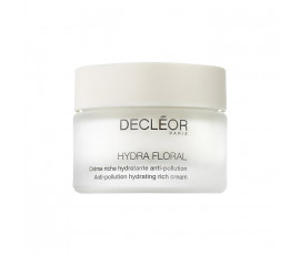 Decleor Paris Hydra Floral Anti-Pollution Hydrating Rich Cream 50 ml