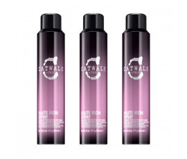 Tigi Catwalk Haute Iron Spray x 3