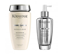 Kerastase Kit Densifique Serum Jeunesse 120 ml + Bain Densite