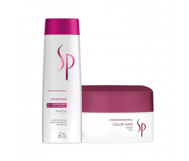 Wella SP Set Color Save Shampoo + Mask
