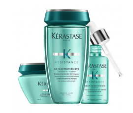 Kerastase Set Resistance Extentioniste Bain + Masque + Serum
