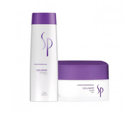 Wella SP Set Volumize Shampoo + Mask