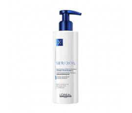 L'Oreal Serioxyl GlucoBoost Clarifying Shampoo Coloured Thinning Hair 250 ml