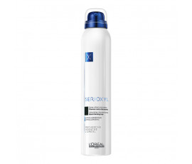 L'Oreal Serioxyl Volumising Coloured Spray Black Thinning Hair 200 ml