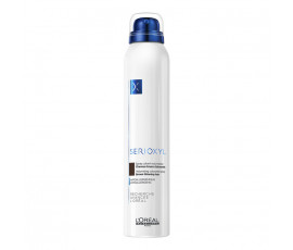 L'Oreal Serioxyl Volumising Coloured Spray Brown Thinning Hair 200 ml