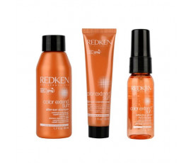 Redken Color Extend Sun Set Shampoo + Conditioner + Haarkur