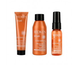 Redken Reiseset Color Extend Sun Shampoo + Conditioner + Haarkur