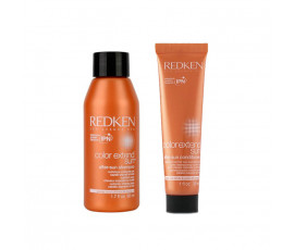 Redken Set Color Extend Sun Shampoo + Conditioner