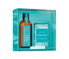 Moroccanoil Cleanse and Style Duo