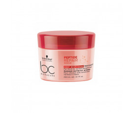 Schwarzkopf Professional BC Peptide Repair Rescue Deep Nourishing Treatment 200 ml