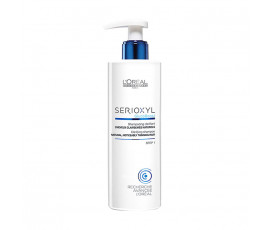 L'Oreal Serioxyl GlucoBoost Clarifying Shampoo Natural Noticeably Thinning Hair 250 ml