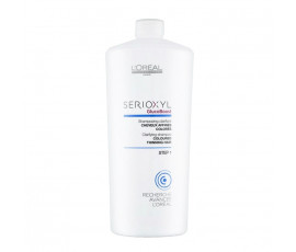 L'Oreal Serioxyl GlucoBoost Clarifying Shampoo Coloured Thinning Hair 1000 ml