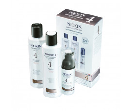 Nioxin Sistema 4 Trial Kit Cleanser + Scalp revitaliser + Scalp Treatment