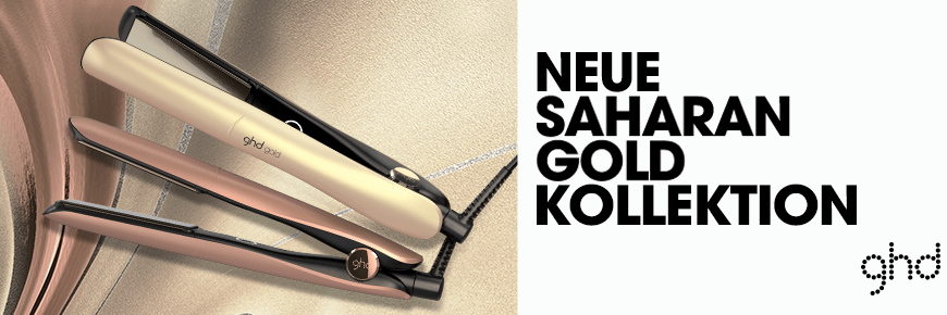 Trilab Ghd Saharan Gold Kollektion