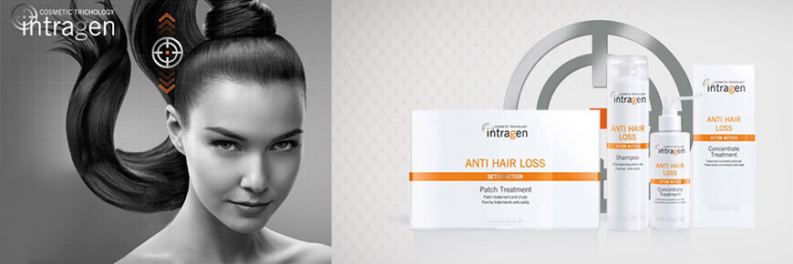 Trilab Intragen Cosmetic Trichology Anti Hair Loss