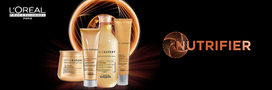 Trilab L'Oreal Professionnel Serie Expert Nutrifier